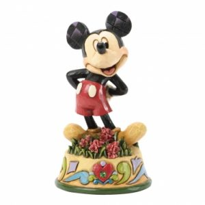 August Mickey Mouse Figurine