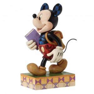 Eager to Learn (Mickey Mouse Figurine)