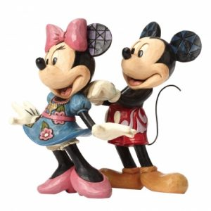For My Sweetheart (Mickey & Minnie Mouse Figurine)