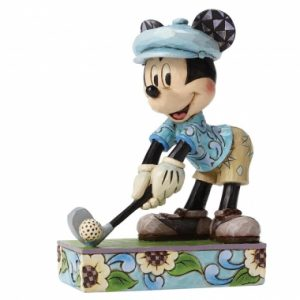 Hole in One (Golf Mickey Mouse Figurine)
