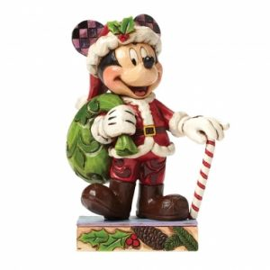 Holiday Cheer for All (Mickey Mouse Figurine)