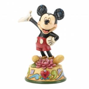 July Mickey Mouse Figurine