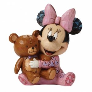 Bed Time Besties (Baby's First Minnie Mouse Figurine)