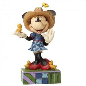 Country Life (Farmer Minnie Mouse Figurine)