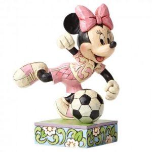 Goal (Football Minnie Mouse Figurine)