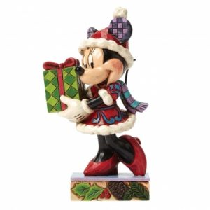 Holiday Gift for You (Minnie Mouse Figurine)