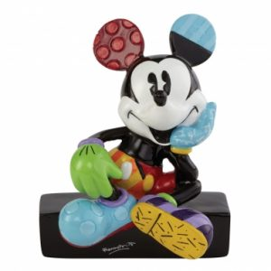 Mickey Mouse Sitting Mini Figurine