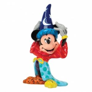 Sorcerer Mickey Mouse Mini Figurine