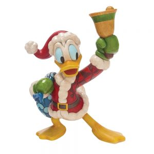 Ring in the Holidays (Donald Duck Figurine)