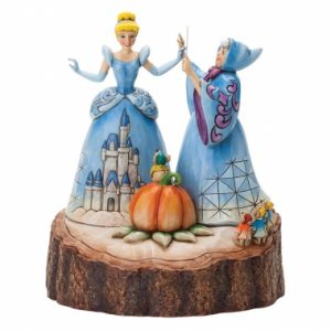 Magical Transformation (Carved by Heart Cinderella Figurine)
