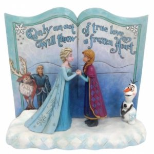 Act of Love (Storybook Frozen)