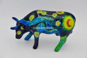 Vincent's Cow (medium ceramic)